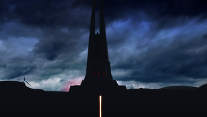 Darth Vader's Castle by TheGoldenBox