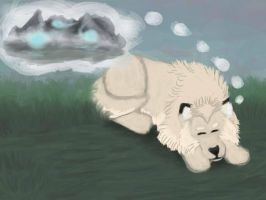 Weekly Quest- Earth Bound Spirits by magikwolf