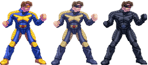 X-men Cyclops Movie SF3 by Balthazar321