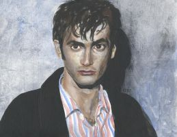 David Tennant,Hero in Jimjams. by felixecho