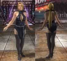 DoA5 Mod - Helena Cocktail Dress by Segadordelinks