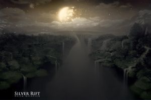 Silver Rift - dry mist by oione