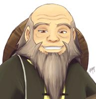 Iroh by thelegendofzuko