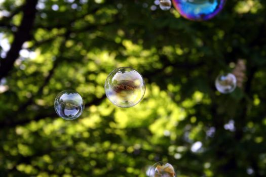 Bubbles I by JacquesPhotography