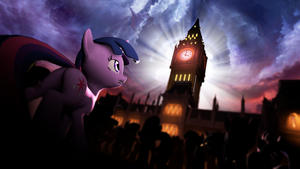 The Tower by Wintergleam
