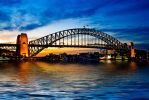 Harbour bridge by Jano-Myburgh
