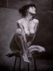 Figure Drawing 27 by koanne