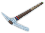 Jewelled Pickaxe by TokoTime