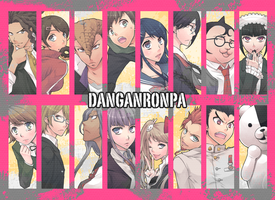 DANGANRONPA! by radiomagic
