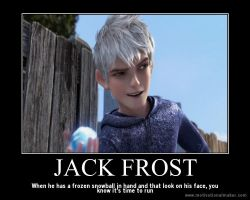 Jack Frost by AstridLover97