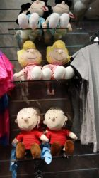 Sally, Lucy And Linus Plushies by Mileymouse101