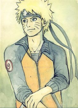 Future Naruto by Renkashi