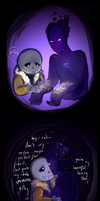 marred space /tw:self harm/ by Fel-Fisk
