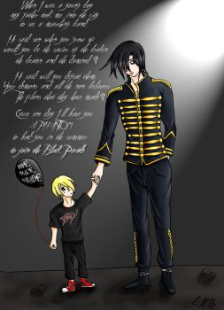 Welcome to the black parade by Cariola