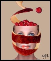 THE FRUIT by IME54-ART
