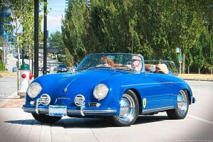 356 Speedster by SeanTheCarSpotter