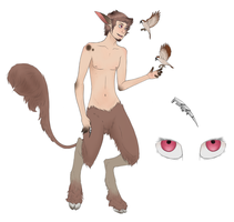 FAUN ADOPTABLE - [Points - CLOSED] by Lemongu