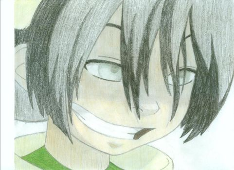 Toph by greenmousecee