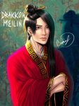 Drakkon Meilin by Cronaj