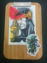 Cyclops by Madmonkeylove