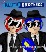 Blues Brothers by mightyfilm