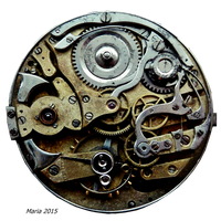 clockwork Stock Photo 1 by MariaRaute2