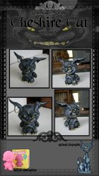 McGee's Cheshire Munny by Deadly-Whisperss