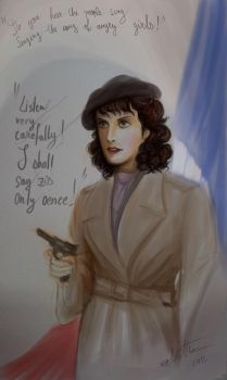 Michelle from ALLO ALLO! by naly202
