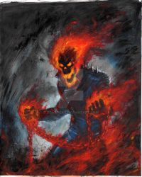 GhostRider sm by bgarneau