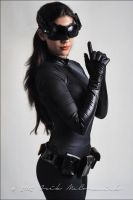 TDKR Catwoman Cosplay by Romantically-Geeky