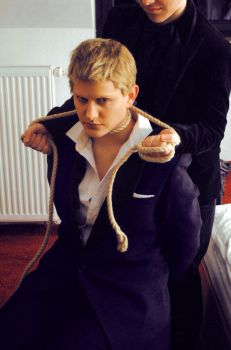 Le Chiffre and his rope. by S-lime