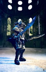 Judge magister Gabranth. by Shoko-Cosplay