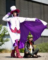 Ao no Exorcist- Bros from Hell by kayleighloire