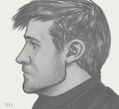 Jaime Profile Study by teo4ever