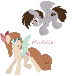 Happy Flight ((Art for prix.)) by PonyPainterMaddie