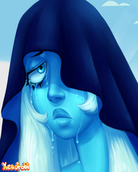 Blue Diamond by HeartStringsXIII