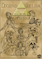 The Legend of Zelda - LH by pyrasterran