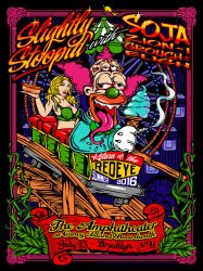 Slightly Stoopid Return of the Redeye 2016 by fensterer