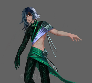 Phos Concept by MoonlightAshe