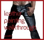 Leather Painting Walkthrough by nathie