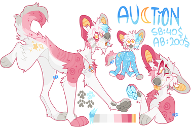 AUCTION - sweet as liquorice by hex000000