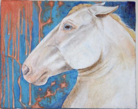 Horse by animal-artists