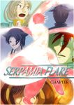 Serpamia Flare - Chapter Seven Cover Art by rufiangel