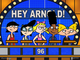Hey Arnold on Feud by DJgames