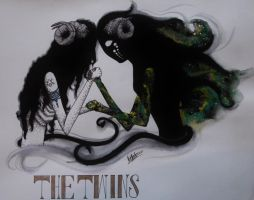 The Twins by MortNevermore