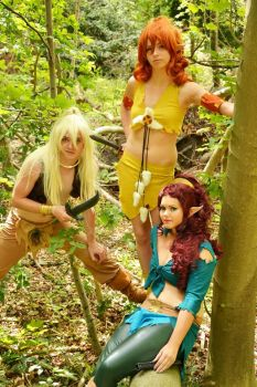 Elfquest by ThePookaPrincess