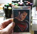 Man of Steel alt view by DavidDeb