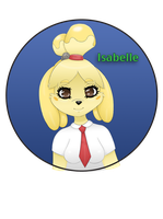 Isabelle Pin by BrittanysDesigns