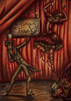 Living Marionette by Afraid-YoureNext