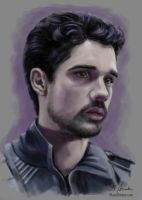 James Holden - The Expanse by martianpictures